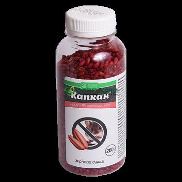 Капкан (зерно в ПЕТ бутылке) 200 г