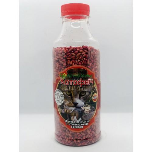 Котофеич 350 г (красное зерно в ПЭТБ, масло-сыр)