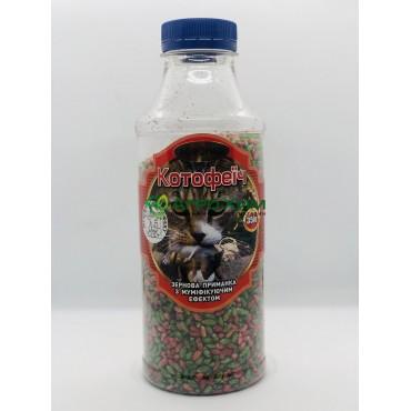Котофеич 350 г (микс зерно в ПЭТБ)