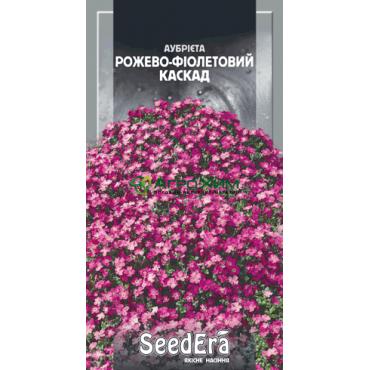 Обриета многолетняя Розово-фиолетовый каскад 0.1 г