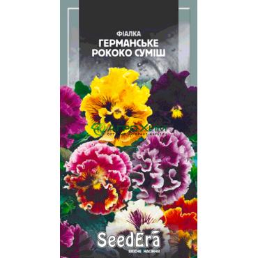 Виола(фиалка) садовая Германское Рококо смесь 0.1 г