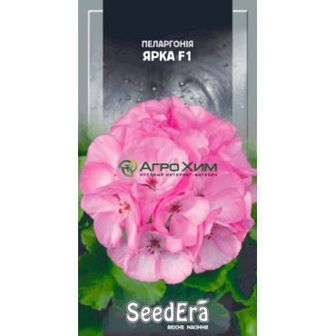 Пеларгония нежно-розовая Яркая 5 шт