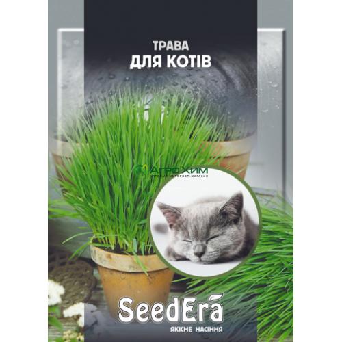 Трава для котов 30 г