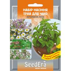 """Набор семян трав для чая """"Утренняя свежесть"""""""