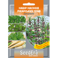 Набор семян лекарственных трав Серцевий