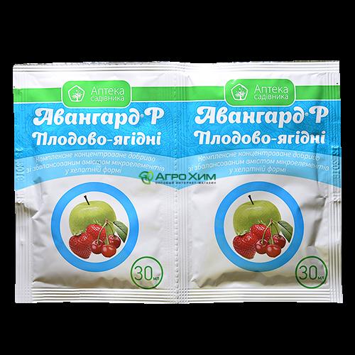 Авангард Плодово-ягодные 30 мл