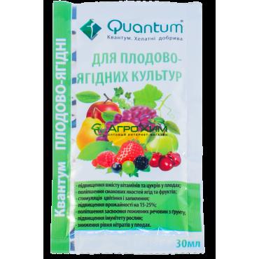 Квантум Плодово-ягодные 30 мл