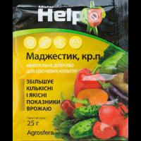 Маджестик (овощи) 25 г