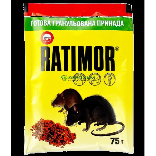 Ратимор 75 г, пакет (гранула в саше)