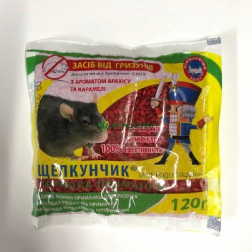 Щелкунчик 120 г, пакет (зерно)